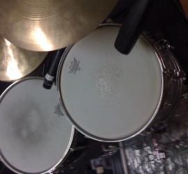 Souldust drums